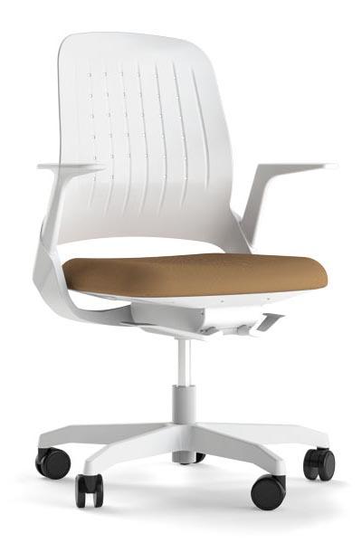 my chair com apoia braços fixo artmaq